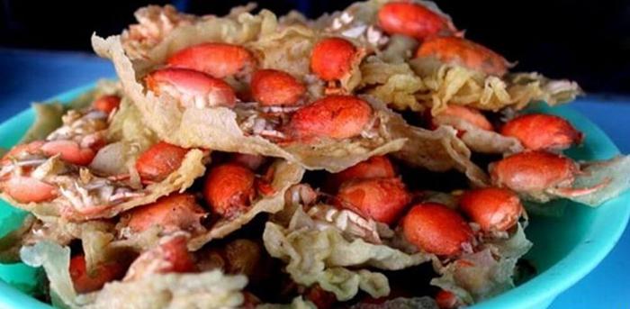 kuliner khas kebumen yutuk goreng
